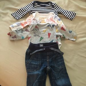 Baby Gap Disney Collection